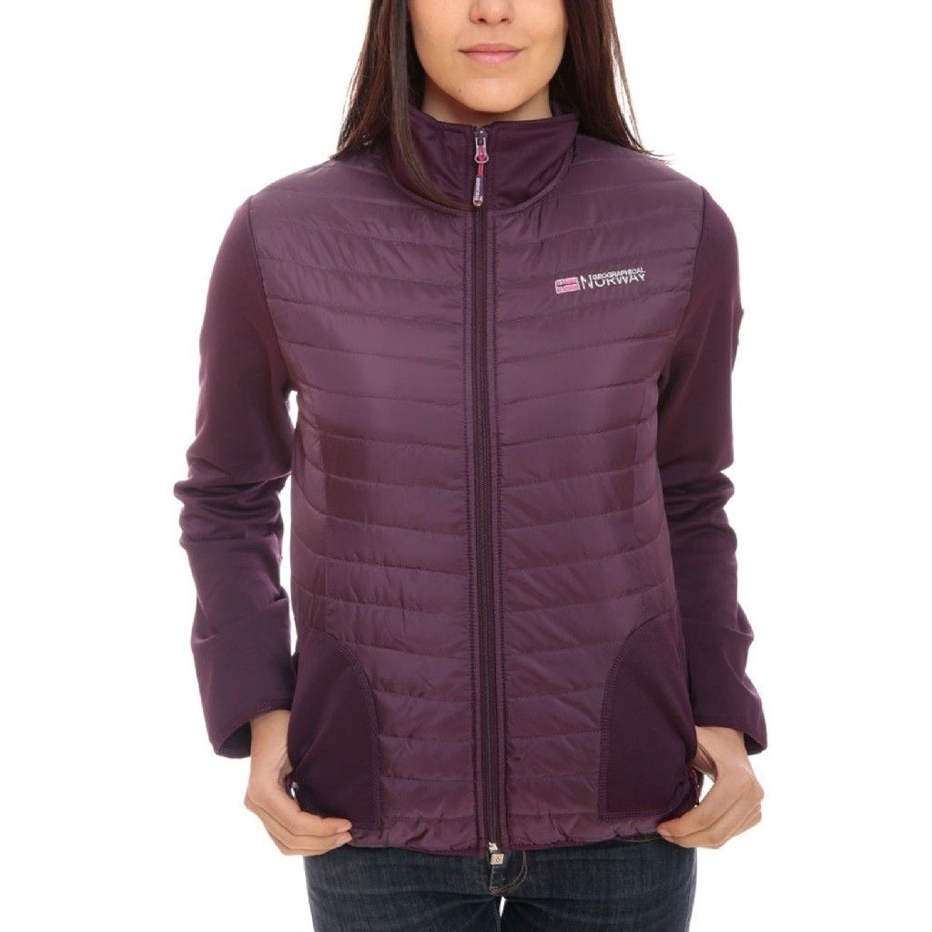 Image of   Geographical Norway Dame Softshell Jakke Tansa - Purple - XXL