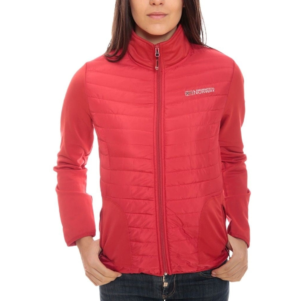 Image of   Geographical Norway Dame Softshell Jakke Tansa - Red - XXL