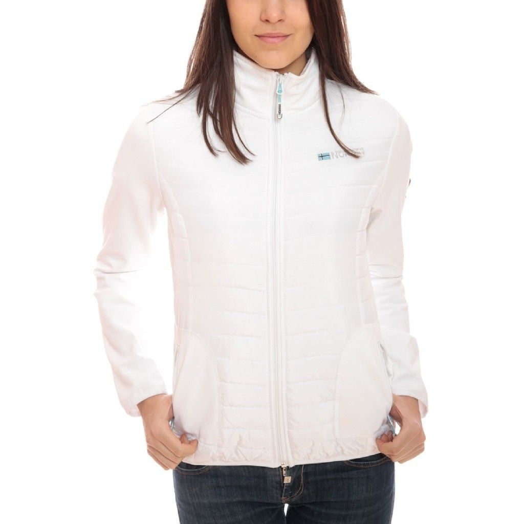 Image of   Geographical Norway Dame Softshell Jakke Tansa - White - M