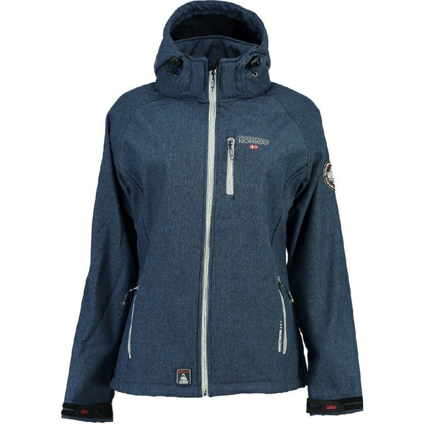 Geographical Norway Geographical Norway Softshell Tassima Softshell Blue