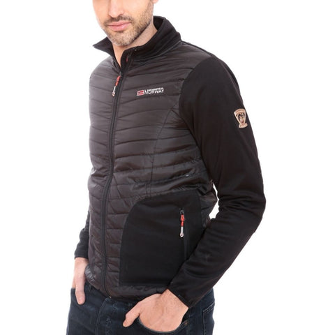 Geographical Norway Herre Softshell Jakke Tirion - Black