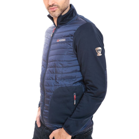 Geographical Norway Herre Softshell Jakke Tirion - Navy