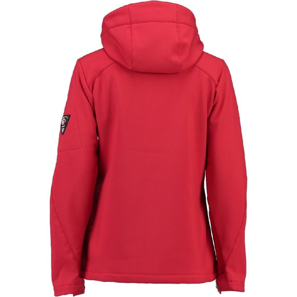 Geographical Norway Geographical Norway Softshell Tova Softshell Red
