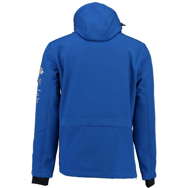 Geographical Norway Geographical Norway Softshell Tuilding Softshell Blue