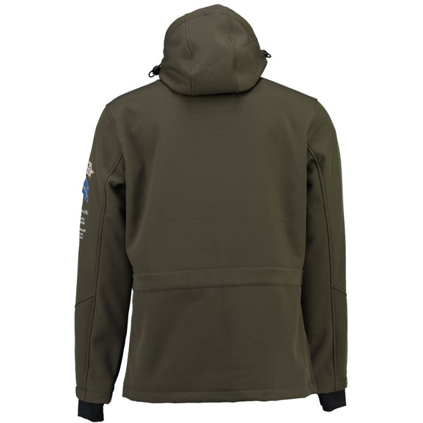 Geographical Norway Geographical Norway Softshell Tuilding Softshell Khaki