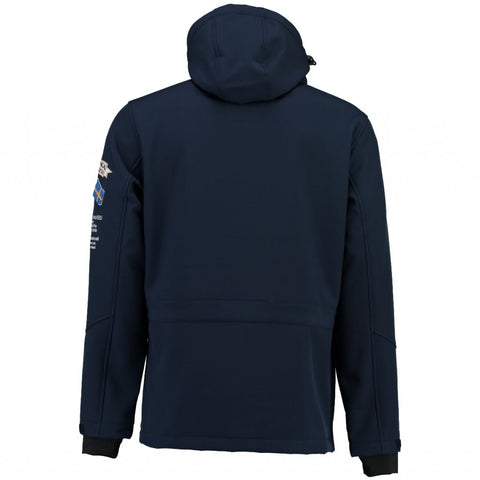 Geographical Norway Herre Anorak Softshell Jakke Tuilding - Navy