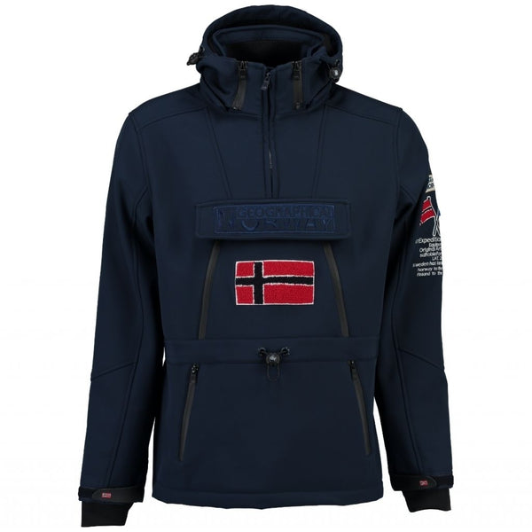 Geographical Norway Geographical Norway Softshell Tuilding Softshell Navy
