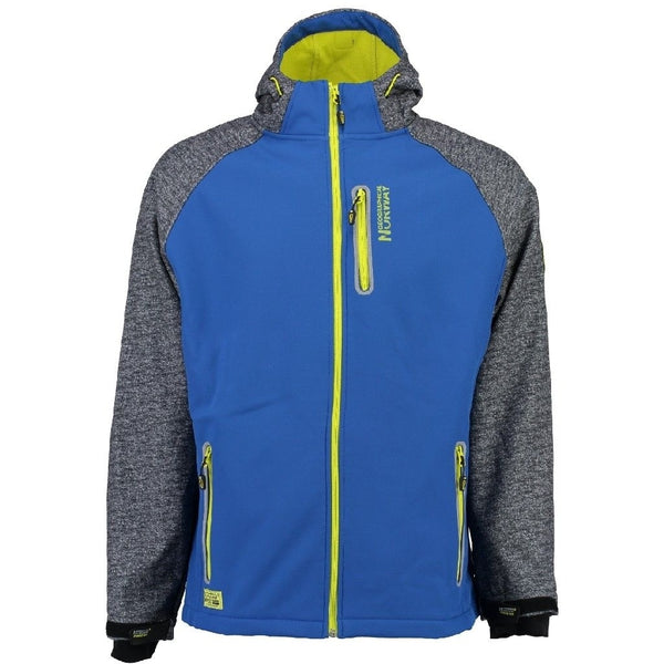 Geographical Norway Geographical Norway Softshell Typhon Softshell Blue