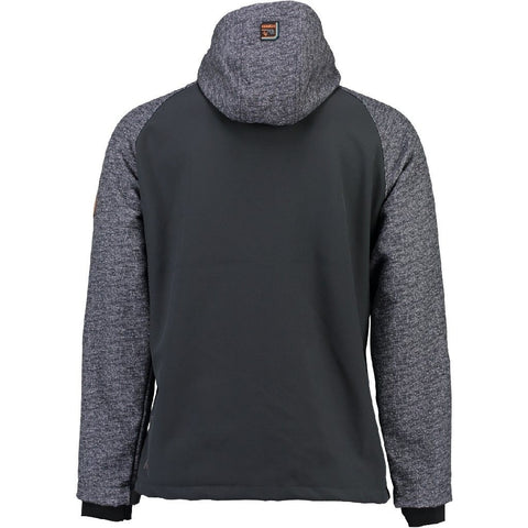 Geographical Norway Herre Softshell Jakke Typhon - D.Grey