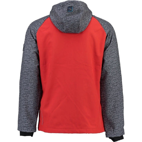 Geographical Norway Herre Softshell Jakke Typhon - Red