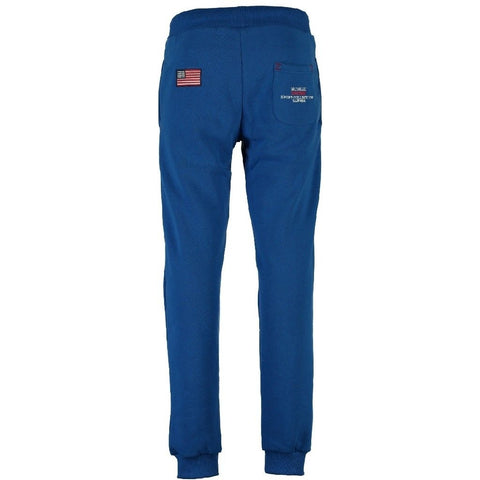 Geographical Norway Sweatpant Mantub - Blue