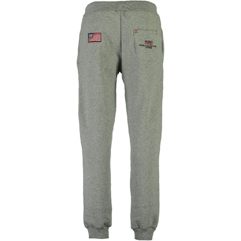 Geographical Norway Sweatpant Mantub - Grey