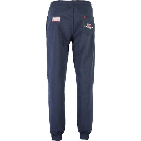 Geographical Norway Sweatpant Mantub - Navy