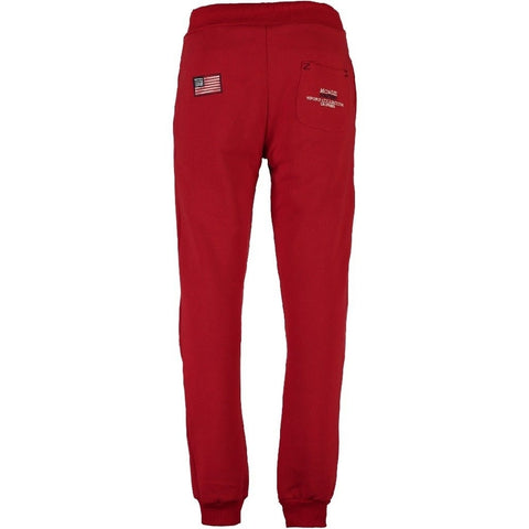 Geographical Norway Sweatpant Mantub - Red