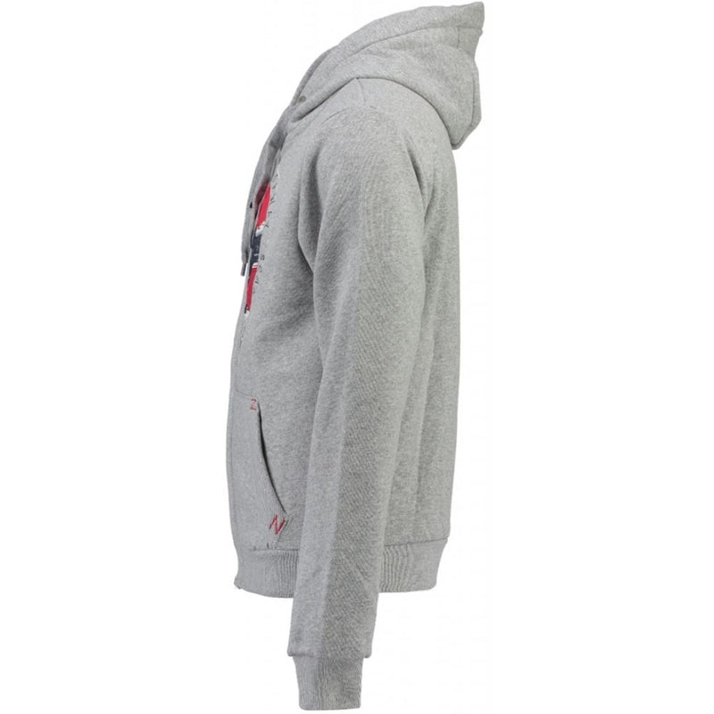 Geographical Norway Geographical Norway Sweatshirt Gexpedition Sweatshirt Grey