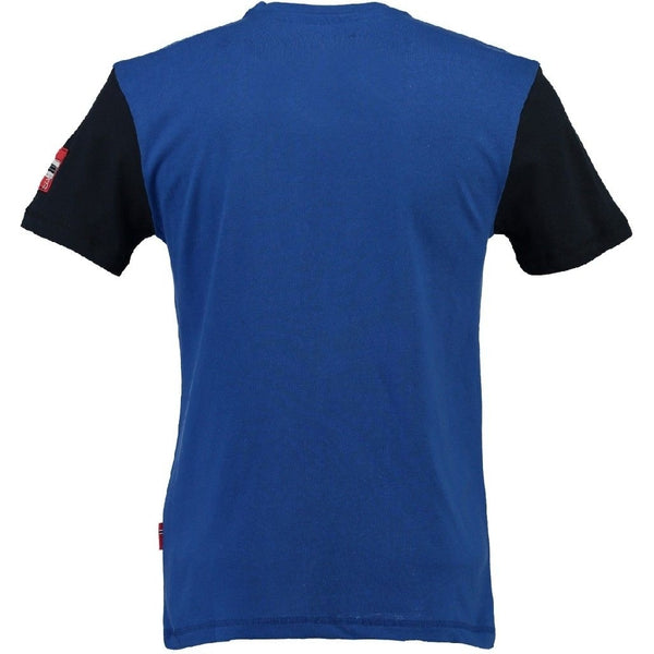 Geographical Norway Geographical Norway T-shirt jarlager T-shirt Blue