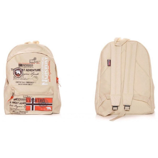 Geographical Norway Geographical Norway Taske 62032 Bag Beige