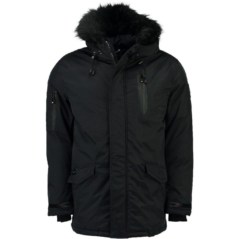 Geographical Norway Geographical Norway Vinterjakke ADN Winter jacket Black