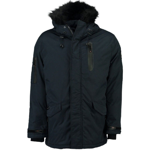 Geographical Norway Geographical Norway Vinterjakke ADN Winter jacket Navy