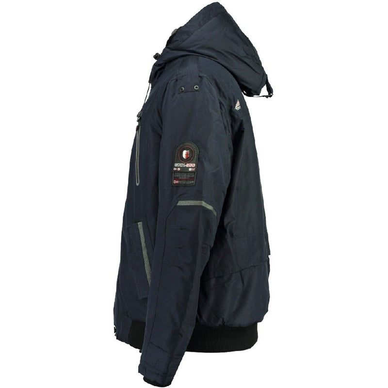 Geographical Norway Geographical Norway Vinterjakke Balistique Winter jacket Navy