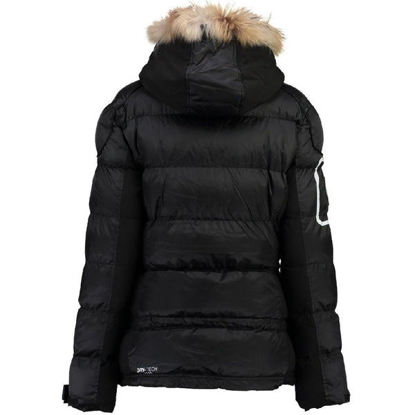Geographical Norway Geographical Norway Vinterjakke Basilic Winter jacket Black