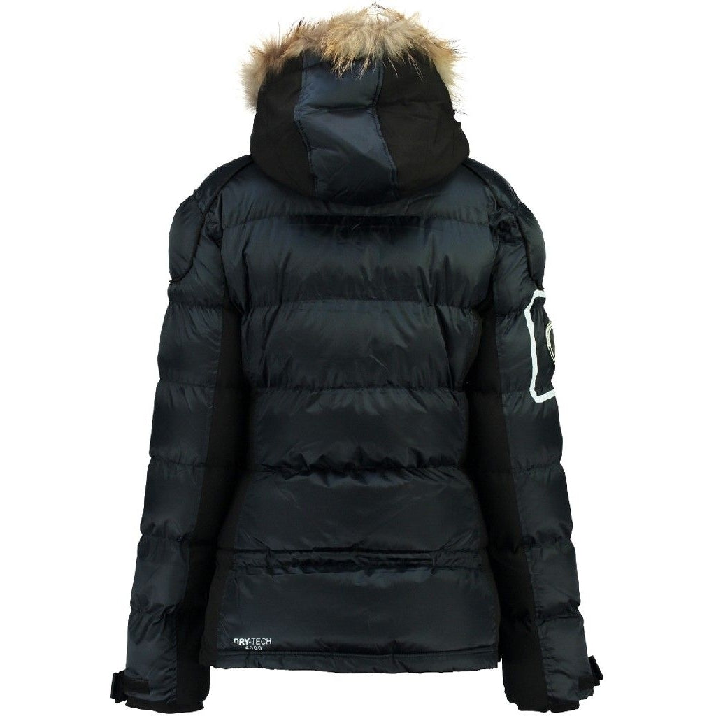 Geographical Norway Geographical Norway Vinterjakke Basilic Winter jacket Navy