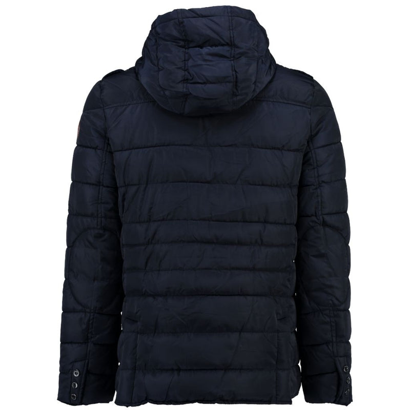 Geographical Norway Geographical Norway Vinterjakke Binyane Winter jacket Navy