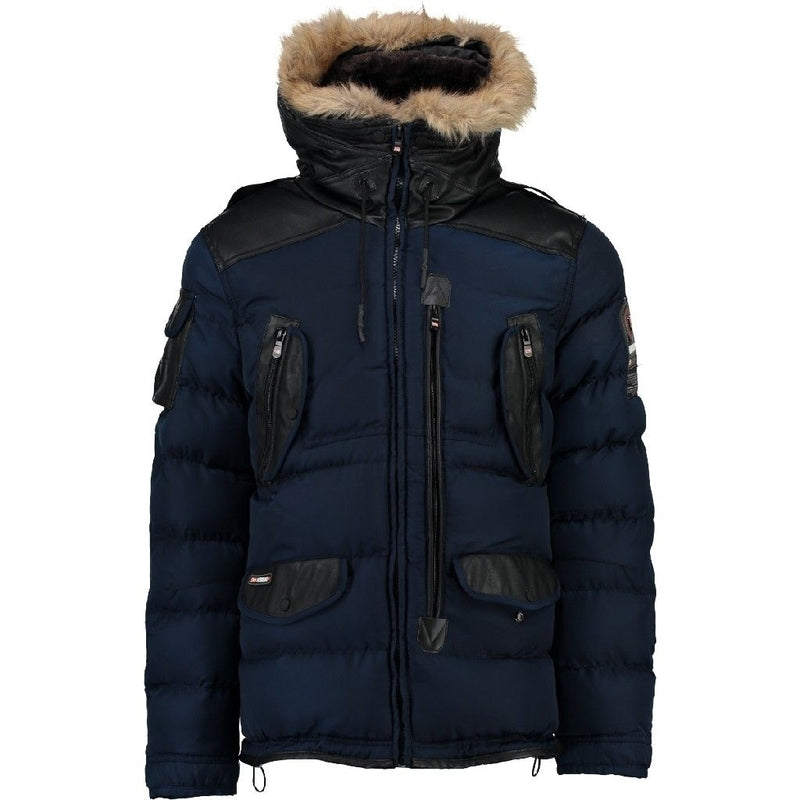 Geographical Norway Geographical Norway Vinterjakke Buckleberry Winter jacket Navy