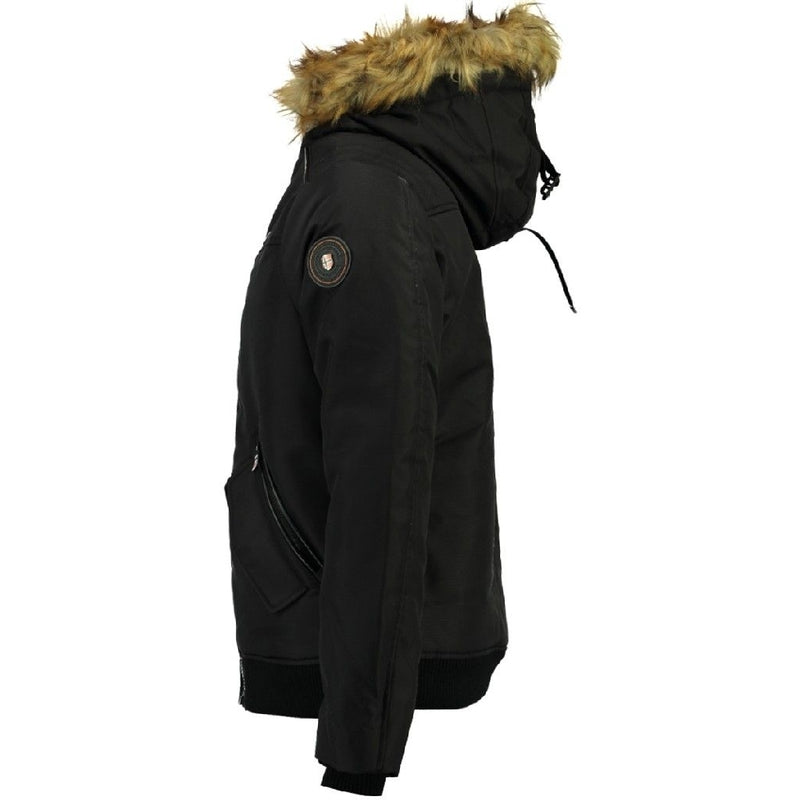 Geographical Norway Geographical Norway Vinterjakke Columbo Winter jacket Black