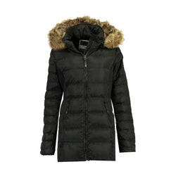 Geographical Norway Geographical Norway Vinterjakke Dame ANIES Winter jacket Black