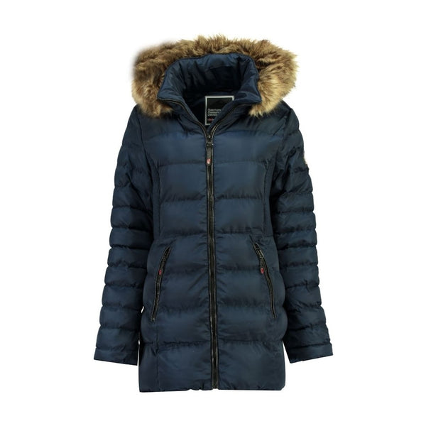 Geographical Norway Geographical Norway Vinterjakke Dame ANIES Winter jacket Navy