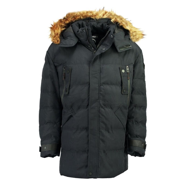 Geographical Norway Geographical Norway Vinterjakke Herre BILBAO Winter jacket Navy