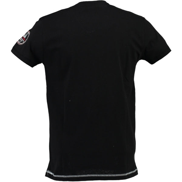 Geographical Norway Geographical Norway børn tee jajao T-shirt Black