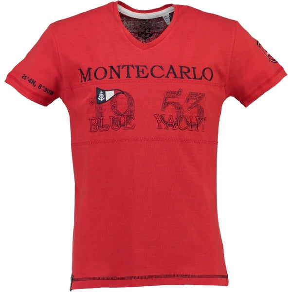 Geographical Norway Geographical Norway børn tee jajao T-shirt Red