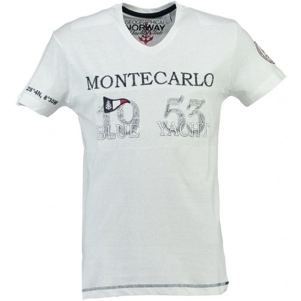 Geographical Norway Geographical Norway børn tee jajao T-shirt White
