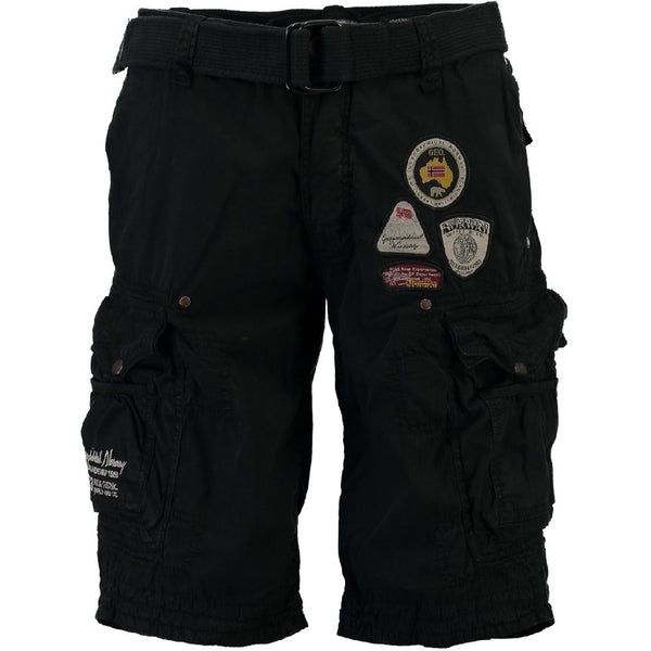 Geographical Norway Geographical Norway børne shorts presbul Shorts Black