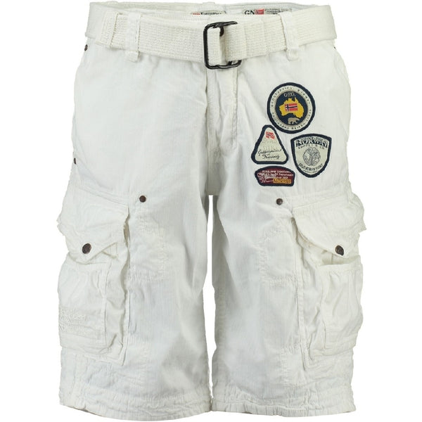 Geographical Norway Geographical Norway børne shorts presbul Shorts White
