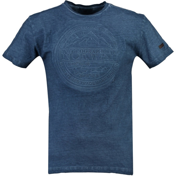 Geographical Norway Geographical Norway børne tee Jaridon T-shirt Blue