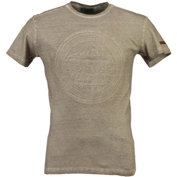 Geographical Norway Geographical Norway børne tee Jaridon T-shirt Sand