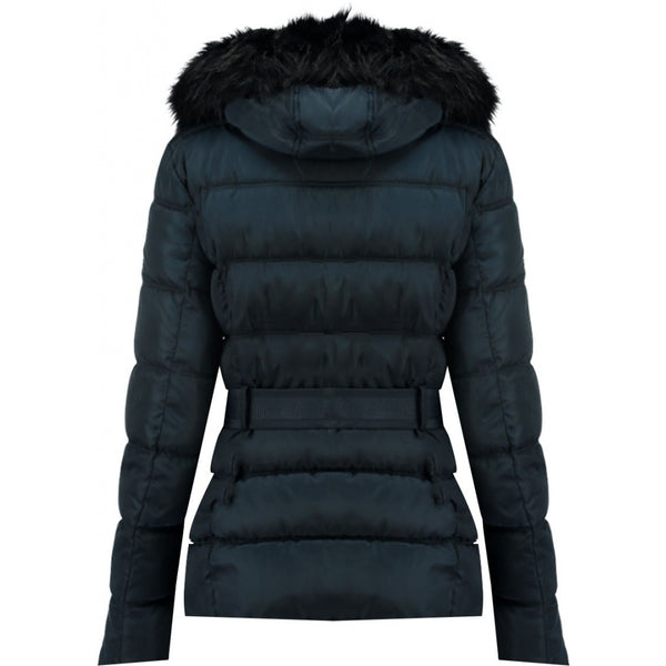 Geographical Norway Geographical Norway dame vinterjakke diamentera short Winter jacket Navy