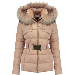 Geographical Norway Geographical Norway dame vinterjakke diamentera short Winter jacket Rose