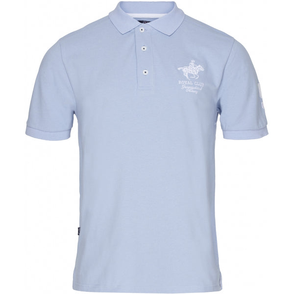 Geographical Norway Geographical Norway herre polo kampai Polo Light blue
