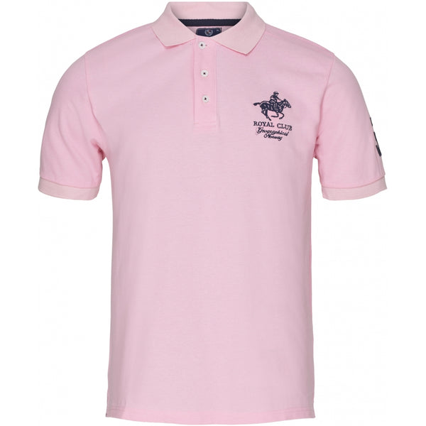 Geographical Norway Geographical Norway herre polo kampai Polo Pink