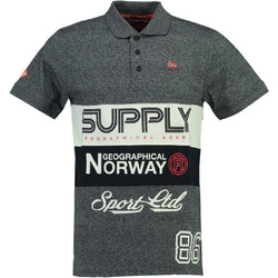 Geographical Norway Geographical Norway polo Karchie Navy Polo Navy