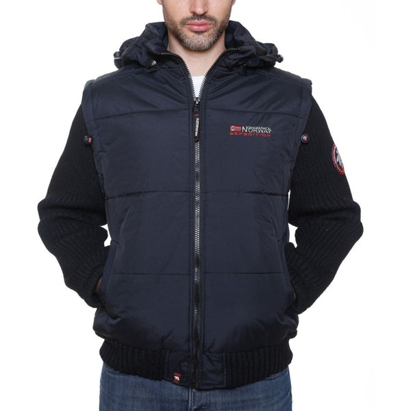 Geographical Norway Geographical Norway vinterjakke Crumberry Vest Navy