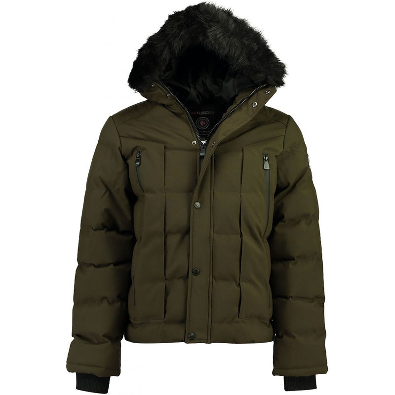 Geographical Norway Geographical Norway vinterjakke Dandy Winter jacket Khaki