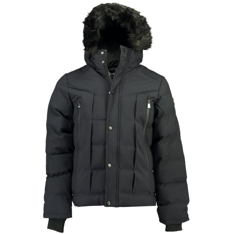 Geographical Norway Geographical Norway vinterjakke Dandy Winter jacket Navy