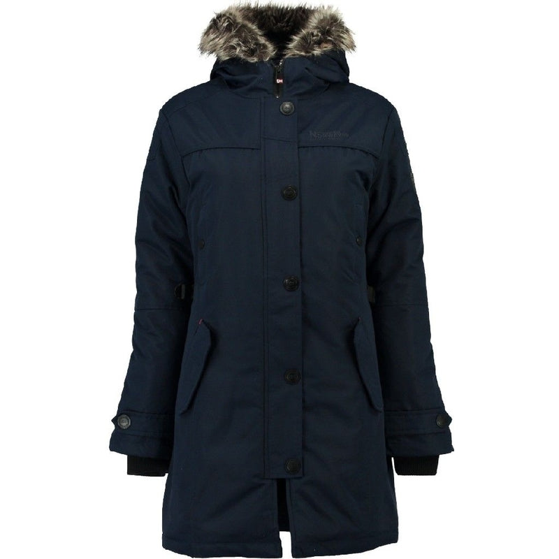 Geographical Norway Geographical Norway vinterjakke Davina Winter jacket Navy