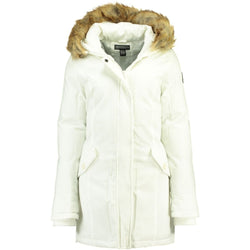 Geographical Norway Geographical Norway vinterjakke Dinasty Winter jacket White