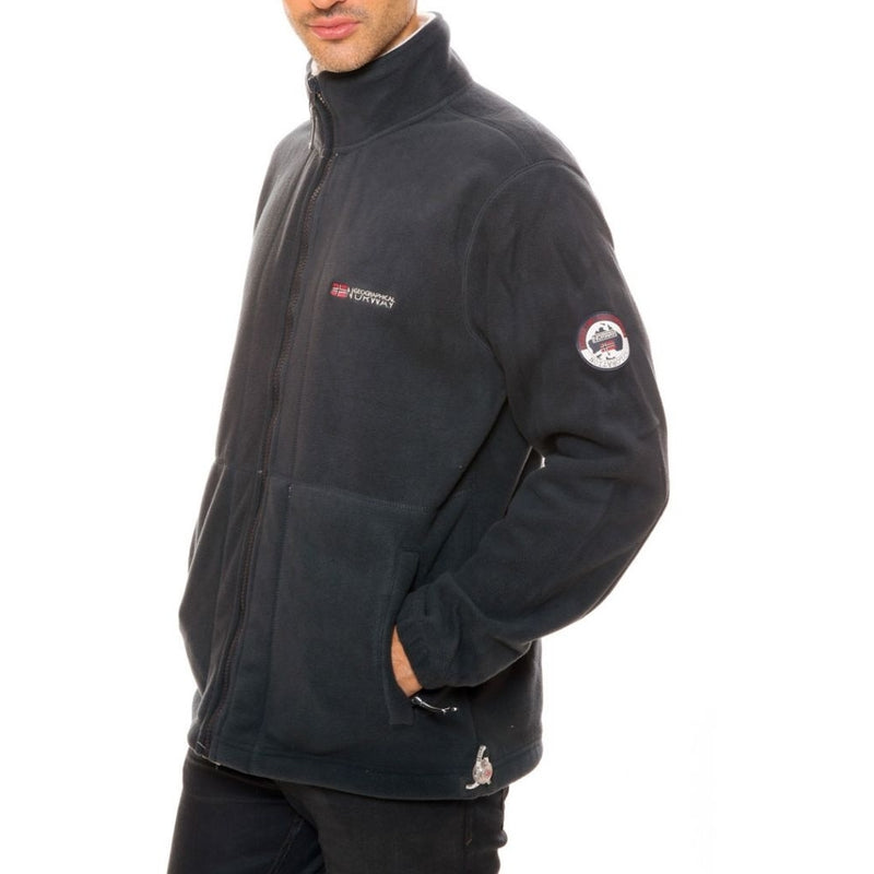 Geographical Norway Georaphical Norway Fleece Korleon Fleece Navy